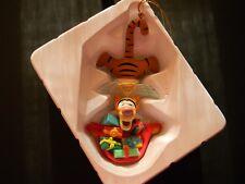 Ornaments, Tigger-Grolier Collectibles, Christmas Magic Collection