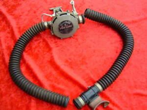 Vintage Scuba 1950's Northill Air Lung Double Hose Regulator