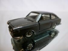 PENNY 0/30 FIAT 850 COUPE - ANTHRACITE 1:66 - GOOD CONDITION