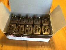 Grounding Triple Outlet Cooper wiring devices 1482b- box of 10