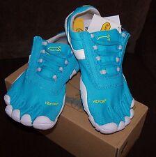 Vibram Five Fingers Speed XC Lite Women's Size 37 (U.S. 6.5 ) Blue White 13W5704