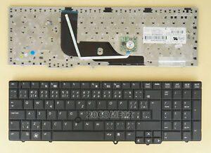 wangpeng Generic New Laptop Keyboard Compatible HP Probook 6540B 6545B 6550B 6555B Series V103202BS1 V103226BS1 609877-B31 613386-B31