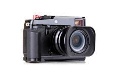 Square Metal Bayonet Lens Hood Shade for Fujifilm Fuji XF 35mm 23mm f/2 f2 R WR