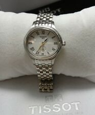 Tissot Bella Oro Piccola Ladies Watch Silver T1031101103300. BNIB