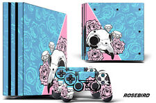 Skin Decal Wrap For PS4 Pro Playstation 4 Pro Console + Controller Stickers RSBD
