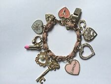 Accessorize Charm Bracelet, Girly, Originally Brought For £12 Chunky Arm Candy