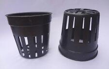 "50X2"" INCH MESH NET POT CUP HYDROPONIC SYSTEM GROW KIT AEROPONIC CLONE AQUAPONIC"
