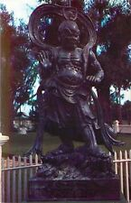 """St. Augustine~Ripley's Believe it or Not Gate~Chinese Guard """"Halt All Evil""""~1960"""