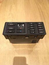 Saab 9000 Aero Heater Control Unit   P/n 4383790