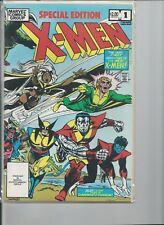 Special Edition X-Men #1 Reprints Giant-Size X-Men 1 1st New X-Men