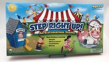 Step Right Up Estimation Game Learning Resources Board Game
