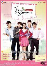 Flower Boy Ramyun Shop Korean Drama (4DVDs) Excellent English & Quality!
