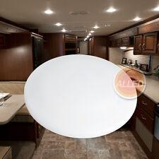 """12V 4.5"""" Cool White LED Dome Down Light Caravan/Motorhome/Truck Lamp Roof light"""