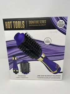 NEW Hot Tools Signature Series One Step Blowout Volumizer & Hair Dryer