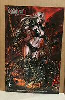 Lady Death: Chaos Rules #1 Inferno Edition (Coffin Comics2016) NM
