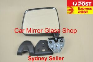 NEW DOOR MIRROR FOR NISSAN NAVARA D21 1986-1997 LEFT SIDE (FOR WITH VENT