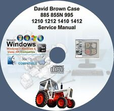 David Brown Case 885 855N 995 1210 1212 1410 1412 Service Repair Manual