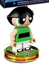 GENUINE Lego Powerpuff Girls BUTTERCUP Collectable Minifigure 71343 Dimensions