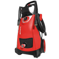 Sun Joe Electric Pressure Washer | 2030 PSI | 1.76 GPM | 14.5-Amp | Red