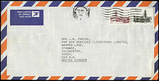 South Africa 1986 Commercial Airmail Cover To England #C32670