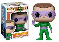 Funko POP !  DC Batman 183  - The Riddler Heroes - New !!! - Enigmista