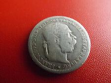 * Österreich 1 Krone 1895 Silber * Franz Josef (118)(Alb.4)