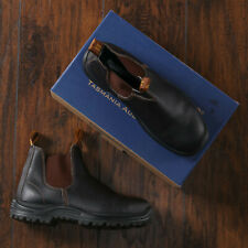 Blundstone 172 Xtreme Safety Leather Stout Brown Boot - Mens 10.5 AU / 11.5 US