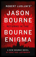 Robert Ludlum's the Bourne Enigma by Eric van Lustbader (Paperback, 2016)