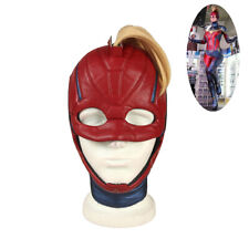 Captain Marvel Avengers Endgame Cosplay Helmet Only