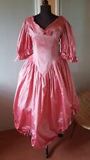VINTAGE Costume Dress / Ball Gown wedding bridesmaid am dram panto Cinderella