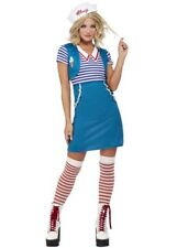 Womens Stranger Things Style Ice Cream Sailor Costume