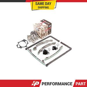 Timing Chain Kit Water Pump for Infiniti QX56 Nissan Armada Pathfinder VK56DE