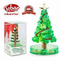 Cultivez Votre Propre Noël Arbre Magique Croissance Décoration Jouet Petit 07409