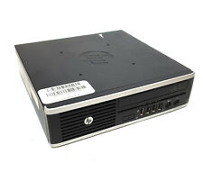 HP 8300 Elite Dual Core-G2020 2.9GHz USFF PC - 4GB RAM/No HDD
