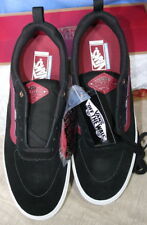 Vans Kyle Walker Pro Black / Tibetan Red Shoe.Trainers Sneakers UK  9