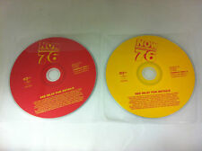 Now 76 Thats What I Call Music - Double CD 2010 - DISCS ONLY in Plastic Sleeves