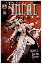 INCAL #5, NM, Moebius, Jodorowsky, 2001, Sci-fi, Hope