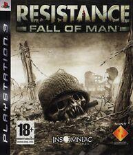 Resistance: Fall of Man PS3 USATO ITA