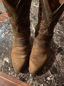 Dan Post boots 11.5 EW
