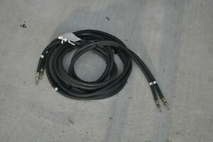 40 ft. 2/0-Gauge Black Welding Battery Cable Wire 2 20 FOOTERS