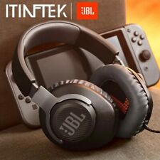 JBL QUANTUM100 Gaming Headset 7.1 with Mic Foldable Headphones for PS4 PC Phone