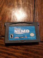 Finding Nemo (Nintendo Game Boy Advance, 2003) Cartridge Only