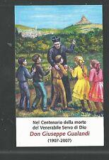 Estampa del Siervo Jose andachtsbild santino holy card santini