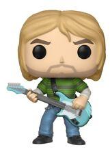 Funko Pop! ROCCE: Kurt Cobain-Figura In Vinile Stilizzato + Protettore