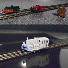 KÖF - Bausatz Spur Z - rollfähig - uncoloriert - 3D-Druck - WICHTIG: LESEN!