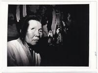 Masatoshi Naitō 0ld Woman 1969 tirage de presse postérieur circa 1980