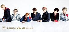 New THE BEST OF BTS Bangtan Boys Japan Edition First Limited Edition CD DVD
