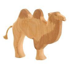 Ostheimer Kamel 20901 Holz natur Handarbeit 14 cm Paket Versand NEU & OVP