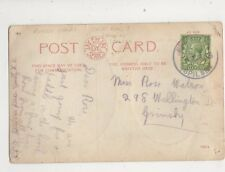 Miss Rose Wilson Wellington Street Grimsby 1916 438b