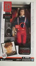 One Direction 1d Singing Louis Doll - 2011 Hasbro